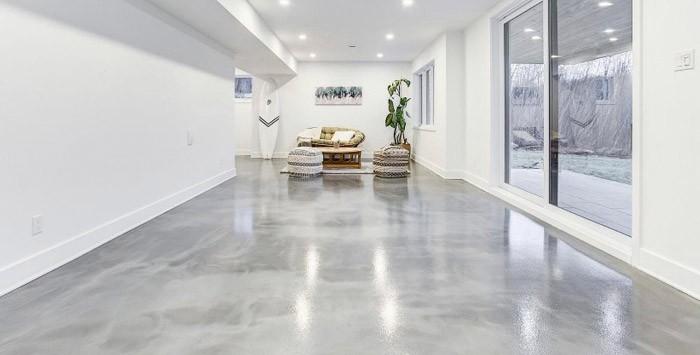 epoxy floor steinbach